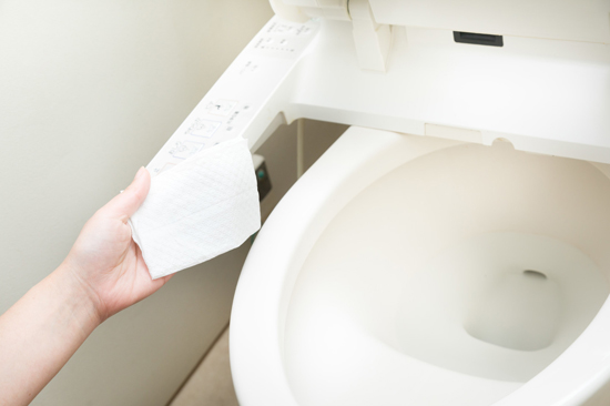 トイレ掃除のサービス内容と所要時間